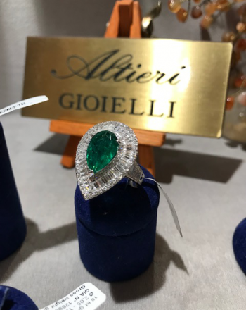 White Gold Ring by Trademark Altieri 1930