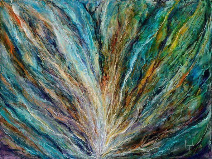 Flowering Sea by Dario Campanile