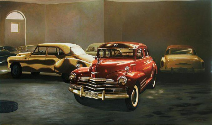 Garage Cubano by Francesco Capello