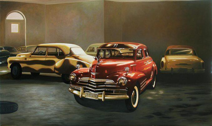 Garage Cubano by Francesco Capello
