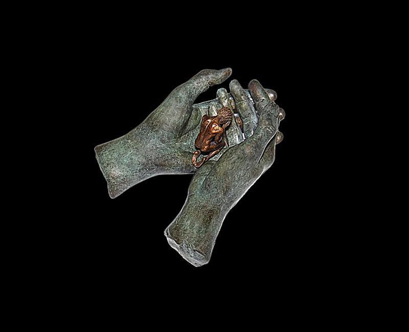 Hands Of God by Eleanor Cardozo