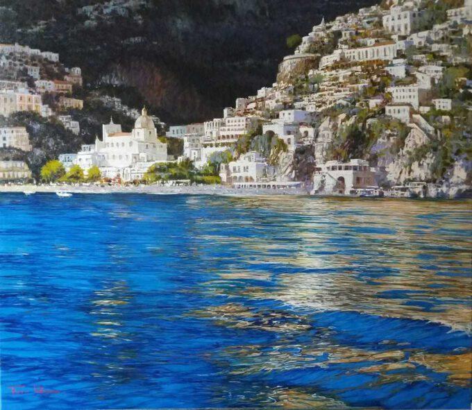 Amalfi Coast by Raffaele Fiore