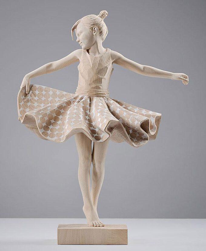 Ballerina by Matthias Kostner
