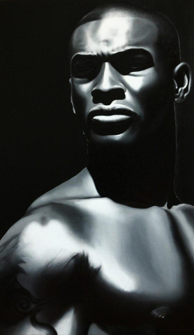 Black Man by Tommaso Arscone