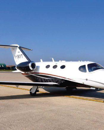 Cessna Citation Mustang C510 by Planes&boats