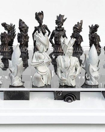 Chess Set by Gil Bruvel