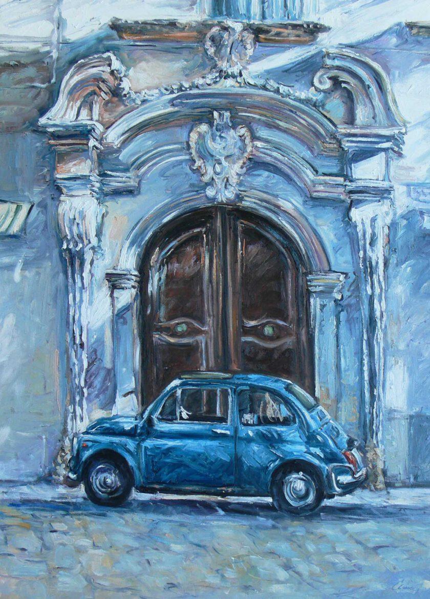 Cinquecento by Amedeo Cianci