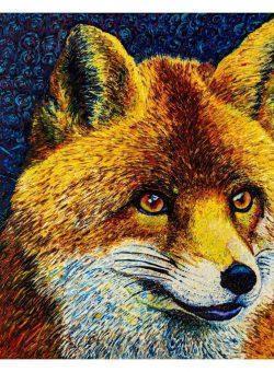 Desert Red Foxy by Viniv