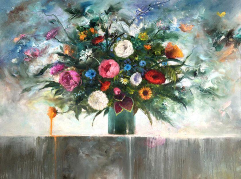 Flourishing by Dario Campanile
