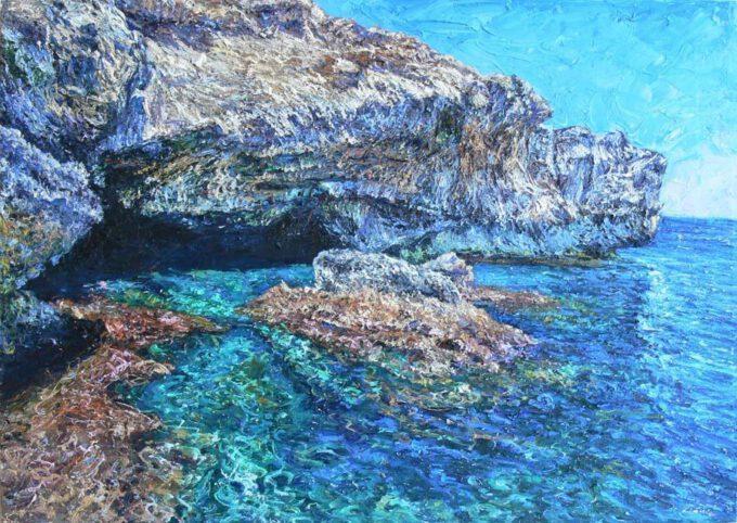 Grotta Verde by Amedeo Cianci