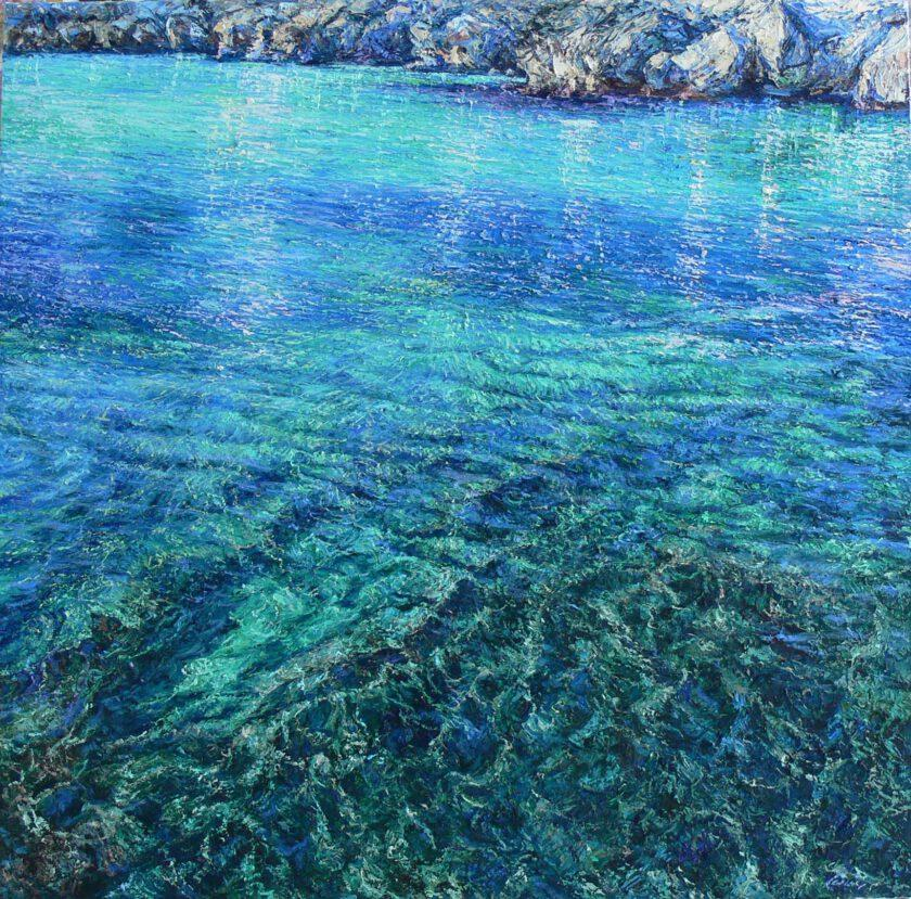 Iridiscenze 3 by Amedeo Cianci