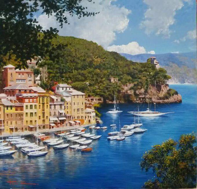 Italian Summer by Raffaele Fiore