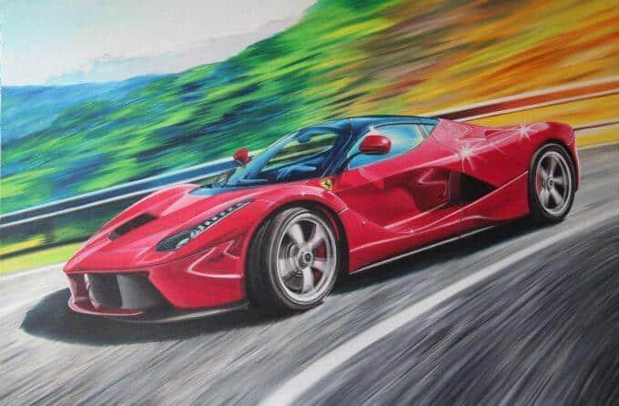 La Ferrari by Tommaso Arscone