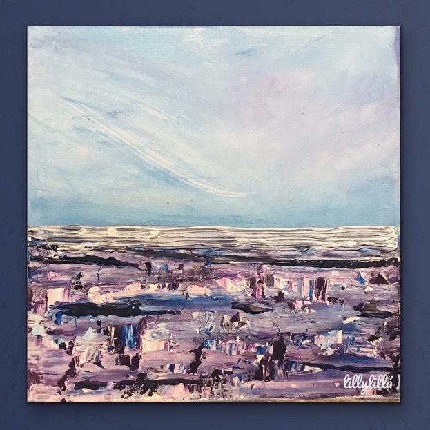 Landscape Pink by Lilly LillÀ