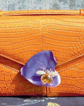 Le Midi | Orange by L'abeilleallegra