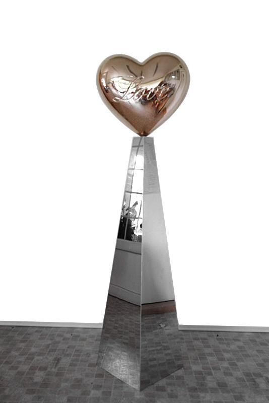 Love Heart by Eleanor Cardozo