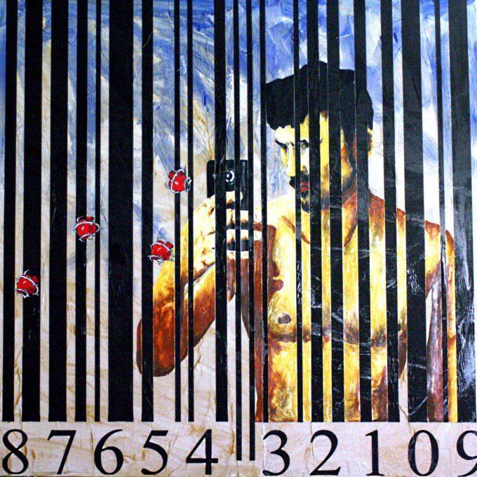 N°070819 Ritratto Contemporaneo by Walter Passarella