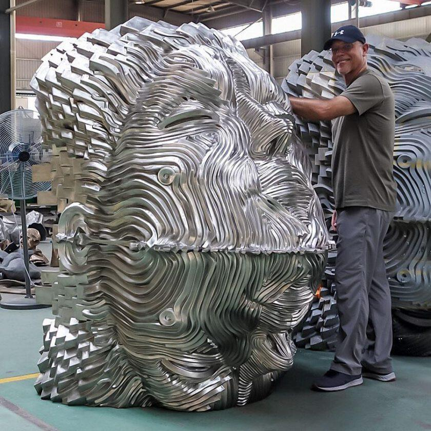 Rain Large Edition by Gil Bruvel