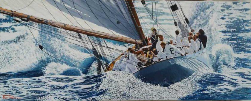Sail 2 by Raffaele Fiore