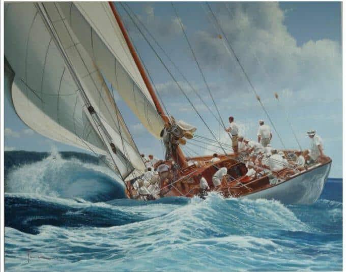 Sail 3 by Raffaele Fiore