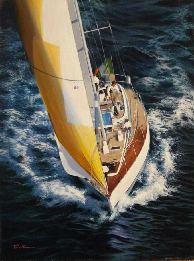 Sail by Raffaele Fiore