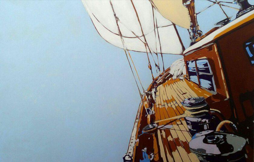 Sailing 121 by Massimo Pennacchini