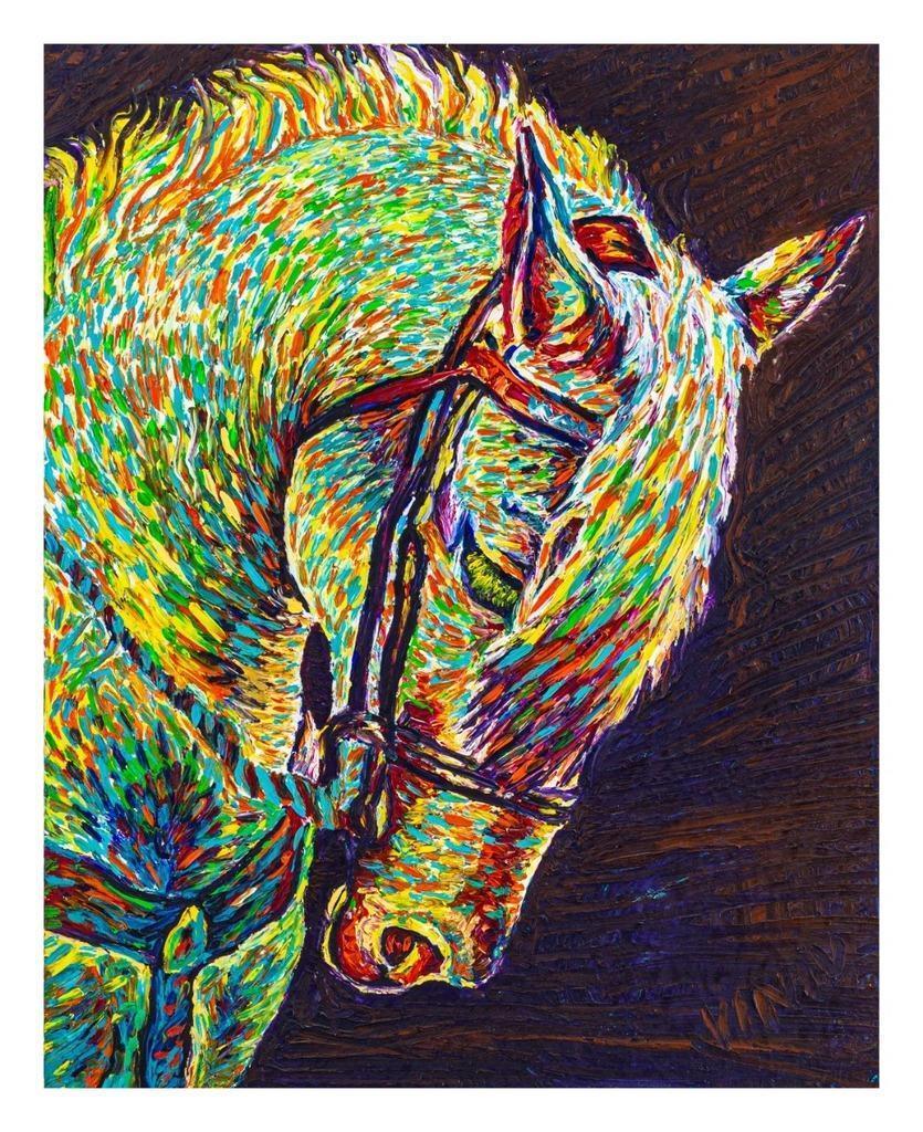 Stallion Of Saudi by Viniv