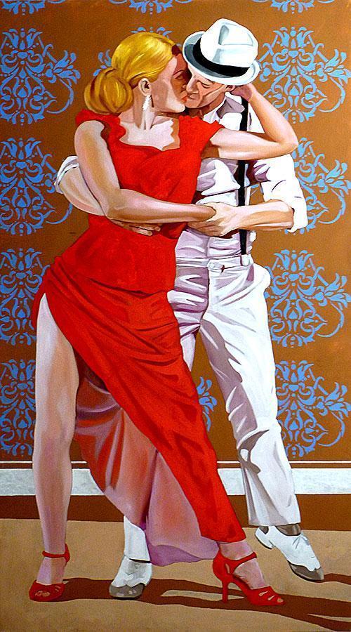Tango A Palazzo Reale by Massimo Pennacchini