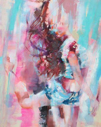 The Jump by Monica Abbondanzia