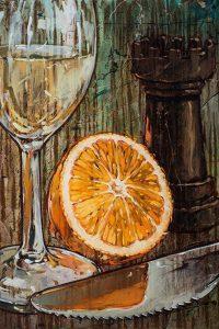 The Orange Tower by Federico Pisciotta