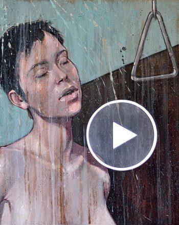 The Shower by Federico Pisciotta