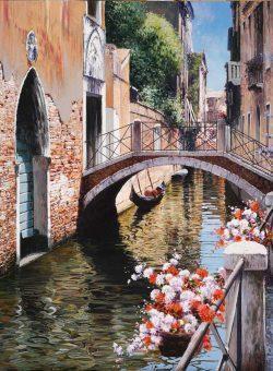 Venezia E I Suoi Canali by Raffaele Fiore