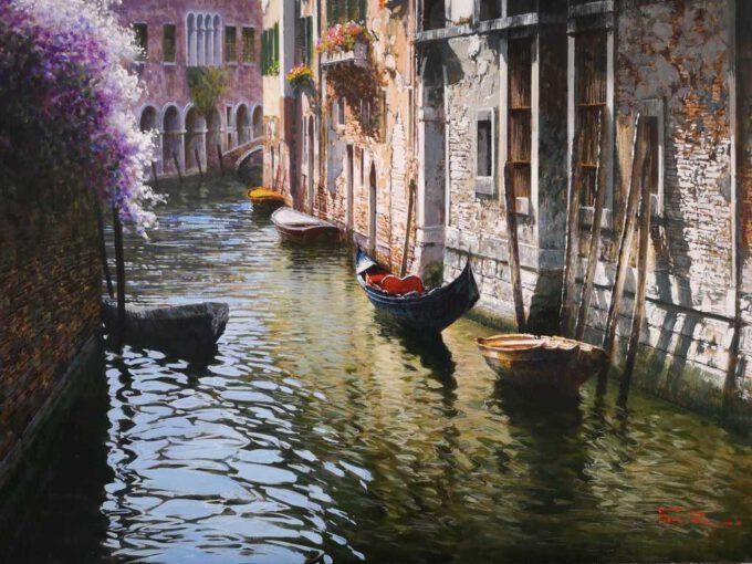 Venice by Raffaele Fiore