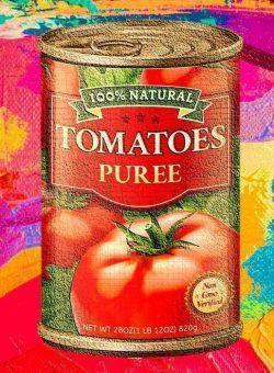 I Love Tomatoes Puree by Jack Ottanio