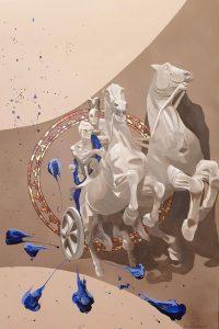 La Quadriga by Maria Marta Racca