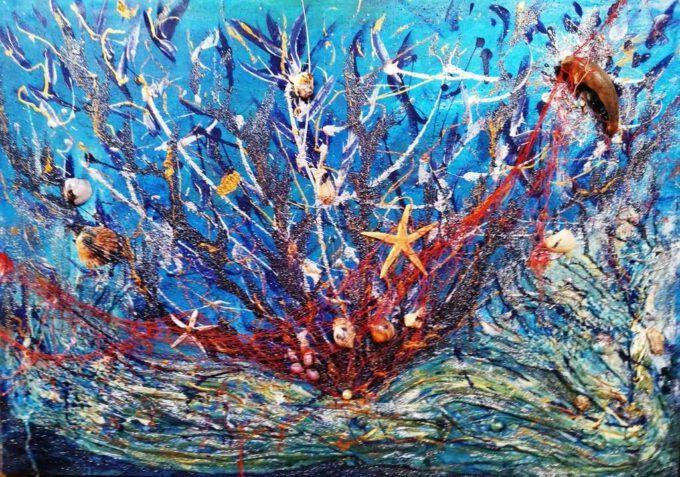 Mare Nostrum by Antonella Di Renzo