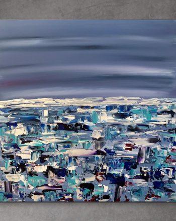 Sea Landscape by Lilly LillÀ