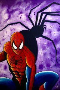 Spiderman by Salvatore Petrucino