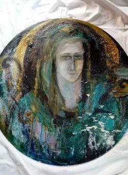 Angelo Della Pace by Simonetta Santarnecchi