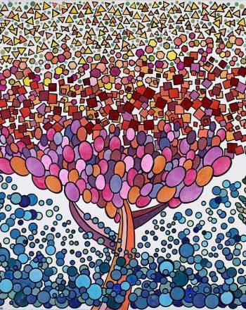 Mars Tree by Jack Ottanio